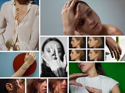 Dearium ブランドサイト用画像